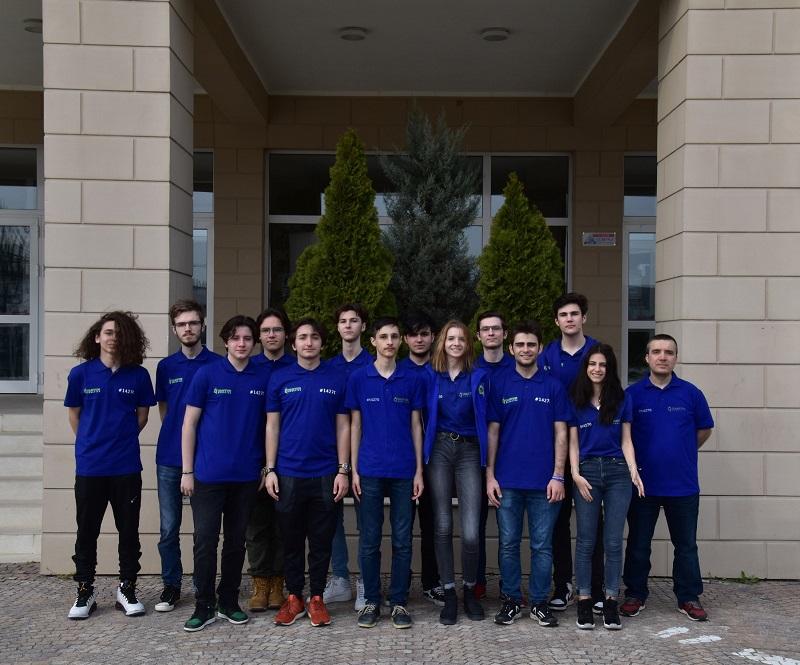 Echipa Quantum Robotics