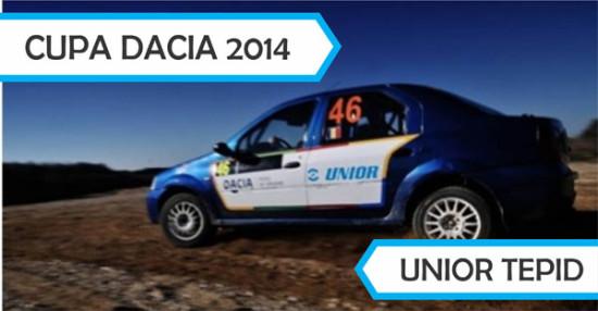Unior Tepid - Partener Cupa Dacia 2014