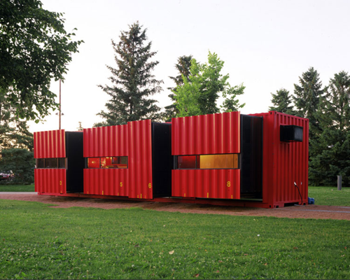 Case și vile din containere2