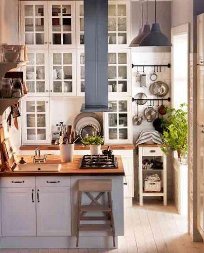 Cele patru reguli pentru ca o bucătărie mică să arate bine1