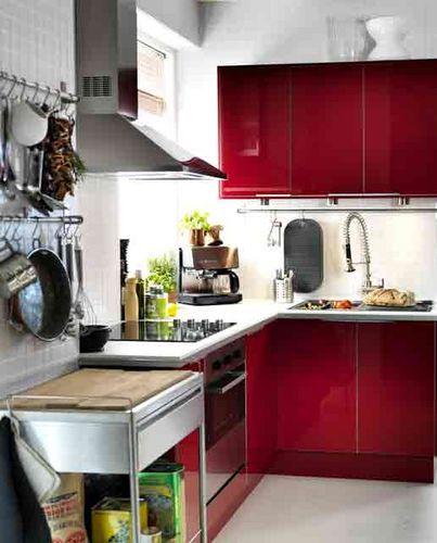 Cele patru reguli pentru ca o bucătărie mică să arate bine