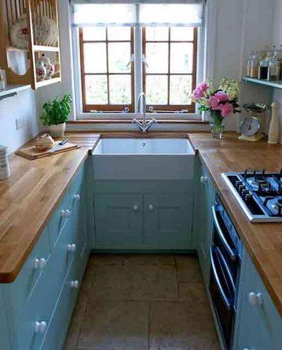 Cele patru reguli pentru ca o bucătărie mică să arate bine4