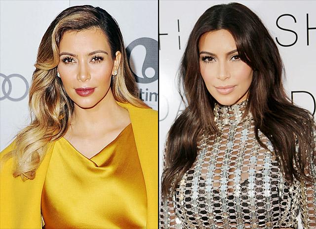 Culoarea face diferenţa! Vedete transformate complet prin schimbarea culorii părului2
