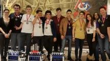 Inca un succes pentru elevii romani la competiile internationale de robotica