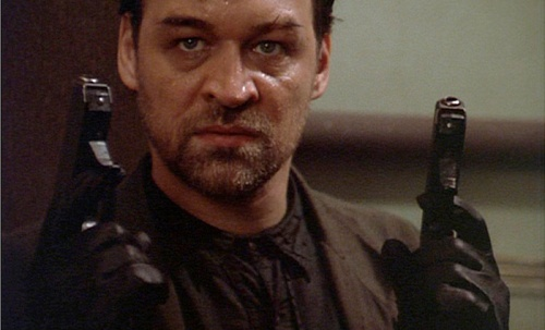 Viktor Rostavili, Ed O'Ross, Red Heat
