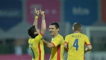Echipa naţională de fotbal a României a câştigat meciul cu reprezentativa Lituaniei, scor 1-0