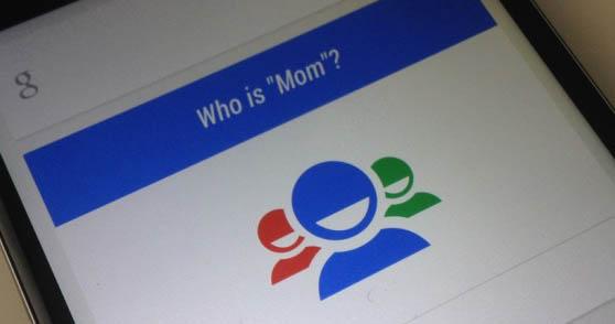 Google introduce comanda vocală pentru a-ţi suna rudele cărora le-ai uitat numele